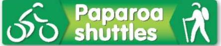 Paparoa shuitle logo